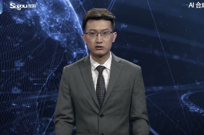 Chiny zaprezentowały wirtualnego dziennikarza
