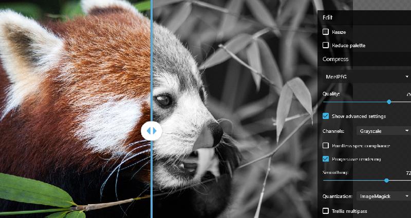Squoosh - nowa aplikacja Google do szybkiej edycji zdjęć