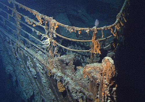 Chcielibyście zobaczyć wrak Titanica To nie problem...